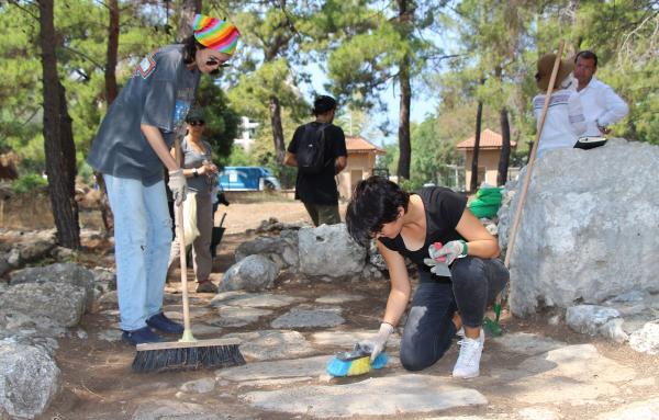Idyros'ta kazılar başladı