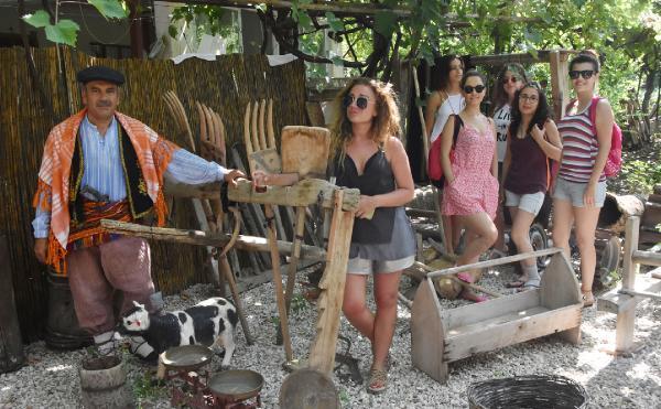 Turizmin yeni gözdesi; Üzümlü Mahallesi