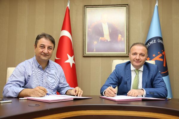 AÜ'de işbirliği protokolü