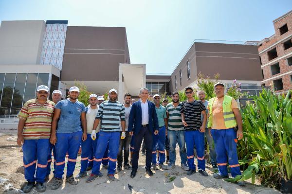 Hacı Bektaş Veli Kültür Merkezi açılıyor