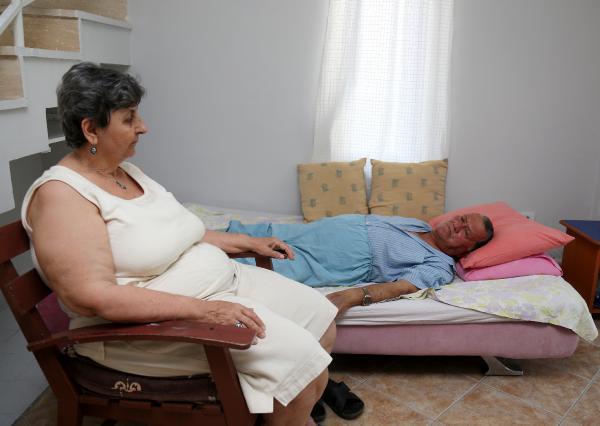 Kemer'de Alzheimer hastasına 'tatil köyünü terk edin' tebligatı