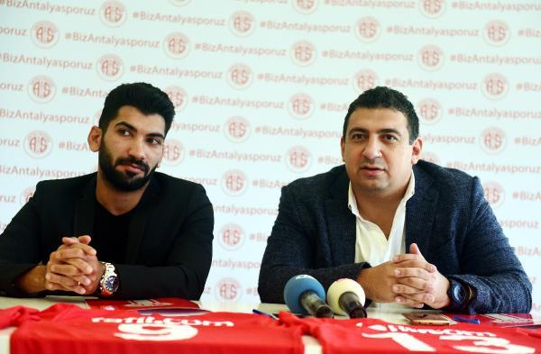 Antalyaspor Başkanı Öztürk: Hedefimiz 'Avrupa'