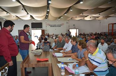 Kemer CHP Delegeleri 5 Mahallede sonuçlandı