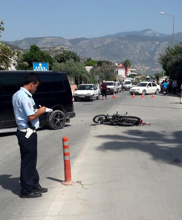 Kazada yaralanan genç öldü