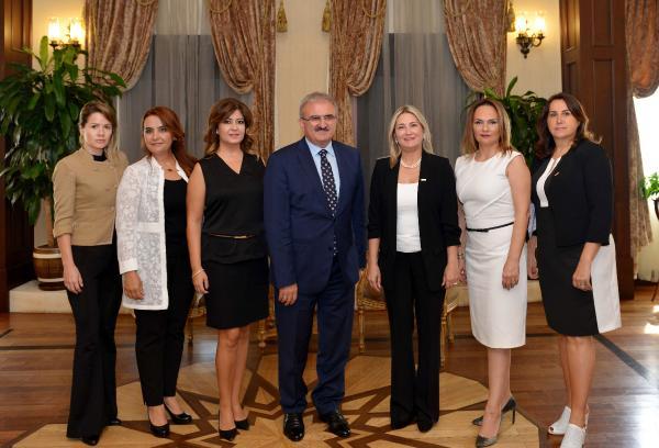 AGİDER'den Vali Karaloğlu'na ziyaret