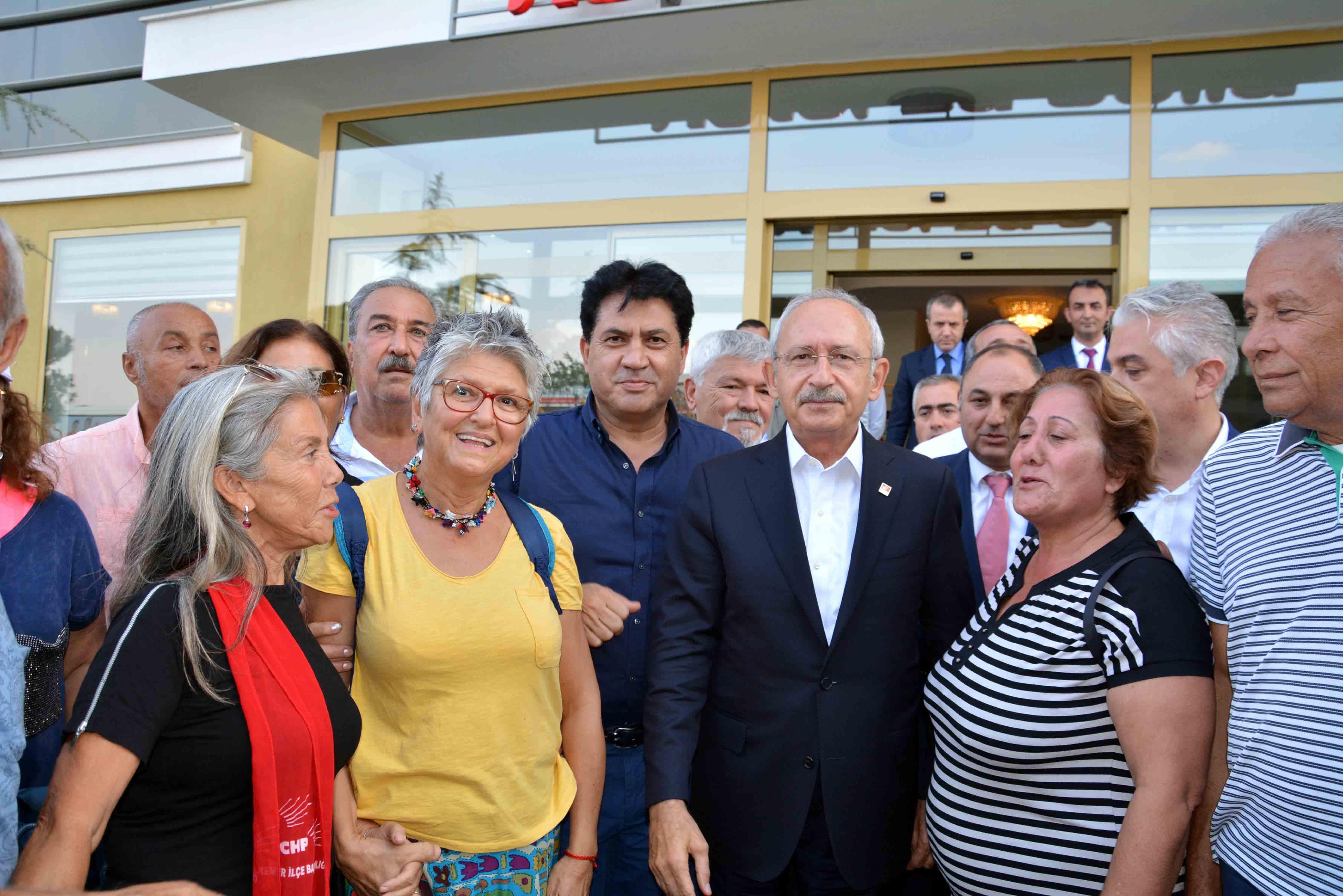 Başkan Gül'den Manisa çıkarması