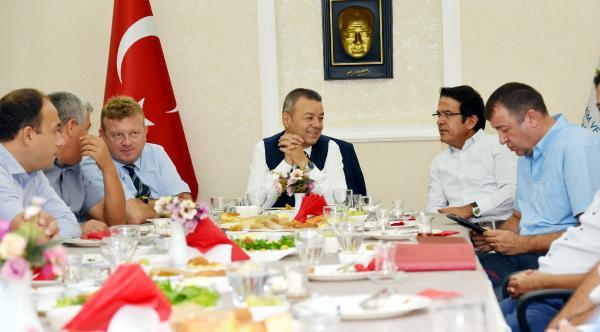 Antalya, tıbbi aromatik bitkilerde söz sahibi olacak