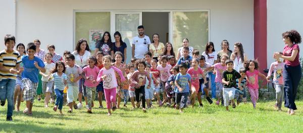 Muratpaşa'dan eğitim için proje