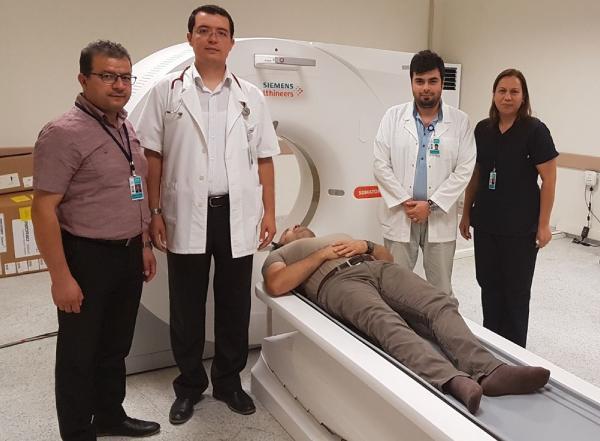 Elmalı'ya tomografi cihazı
