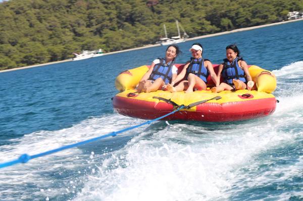Türk ve Arap Turistlerin Su Sporları İlgisi