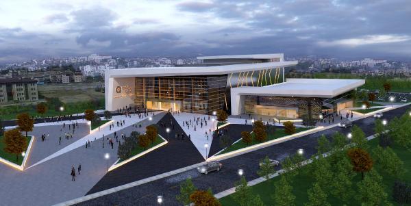Serik'e kültür merkezi