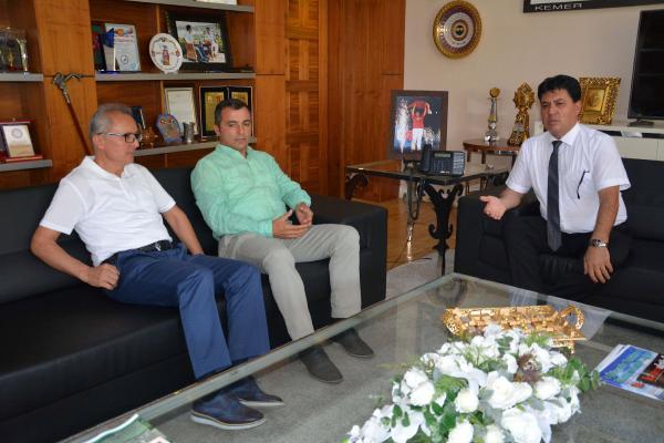 Milletvekili Kara'dan Gül'e ziyaret