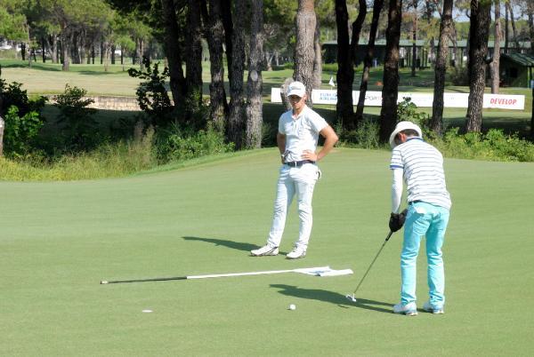 Serik'te golf heyecanı başlıyor