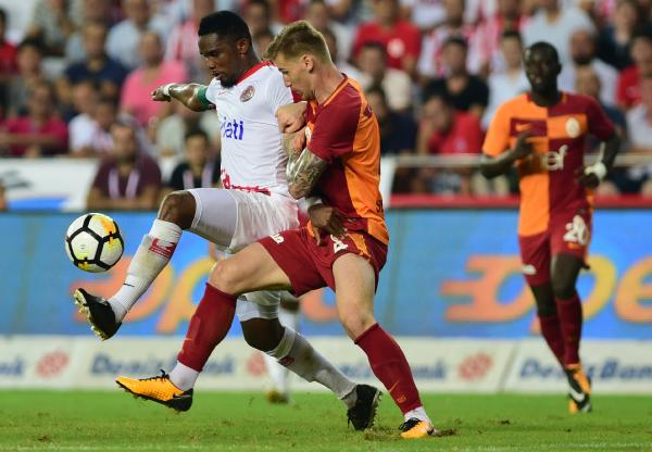 Antalyaspor- Galatasaray: 1-1