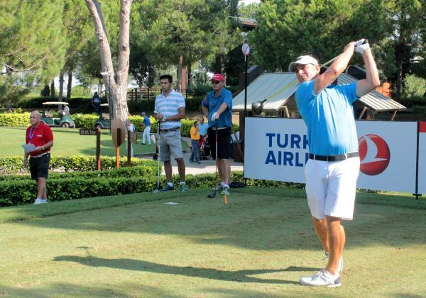 MVK Uluslararası Türkiye Amatör Açık Golf Şampiyonası başladı