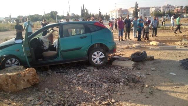 Antalya'da Kaza: 1 Ölü