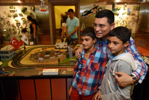 Oyuncak müzesine rekor ziyaretçi