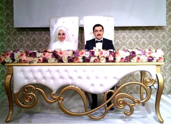 Başsavcı Yenilmez evlendi