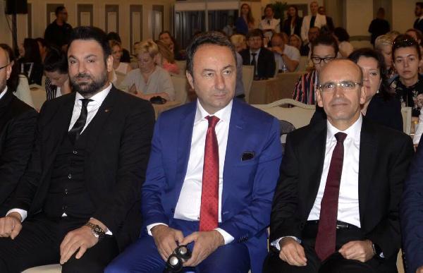 Bakan Şimşek'e inşaat sektörünü anlattı