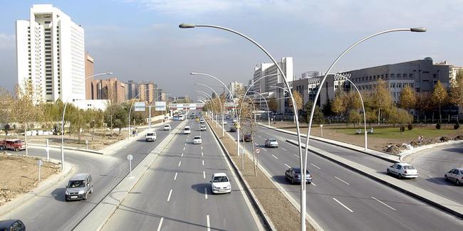 Antalya'da yarın bazı yollar trafiğe kapalı