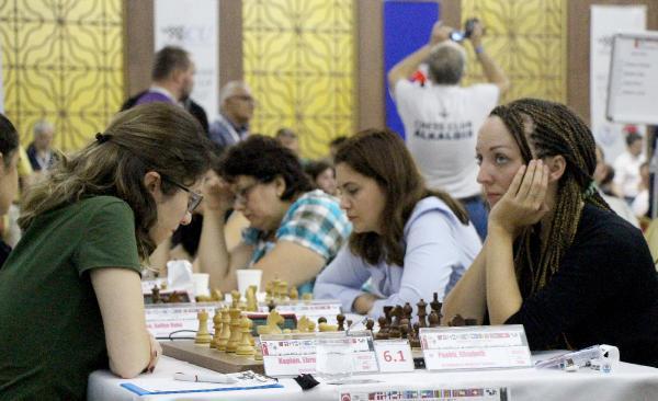 Avrupa Kulüpler Kupası Satranç Turnuvası başladı