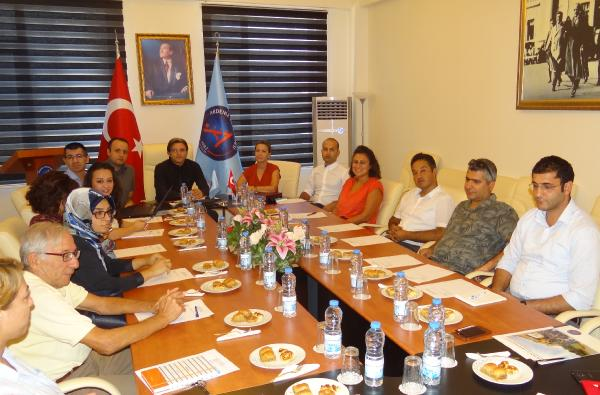 FMYO Akademik kurul toplantısı yapıldı
