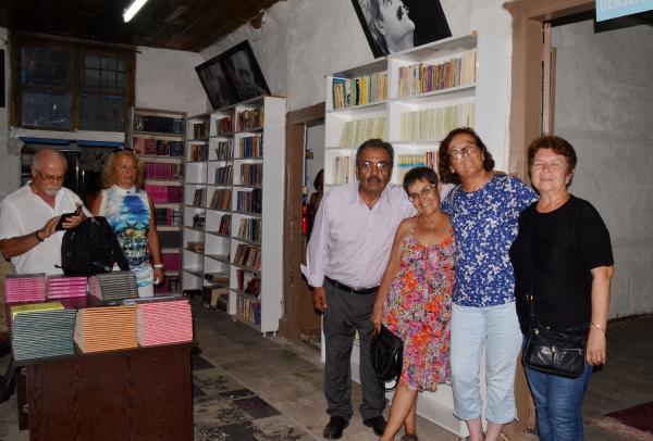 Antalya'ya yeni kültür evi