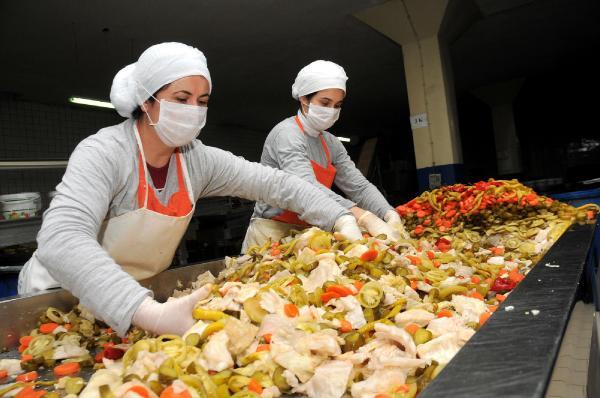 Turşu ve reçelde ürün krizi