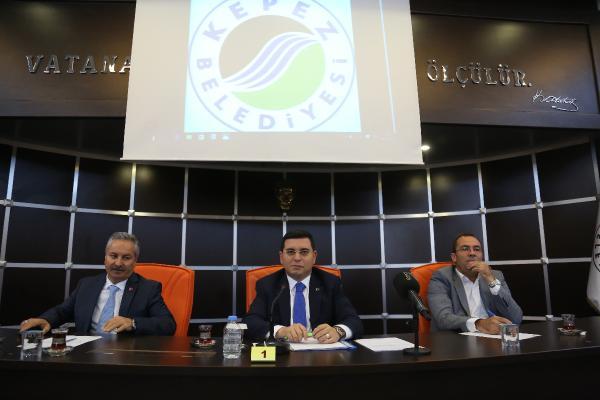 Dokuma, 38 milyona Antalya'nın olacak