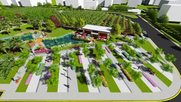 Büyükşehir, Alanya'ya 30 dönümlük park yapacak