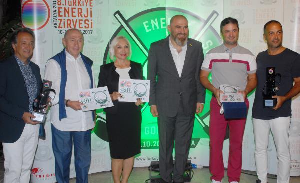 'Enerji Zirvesi Golf Turnuvası' sona erdi