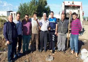 Antalya'da çöpten 8 bin TL çıktı