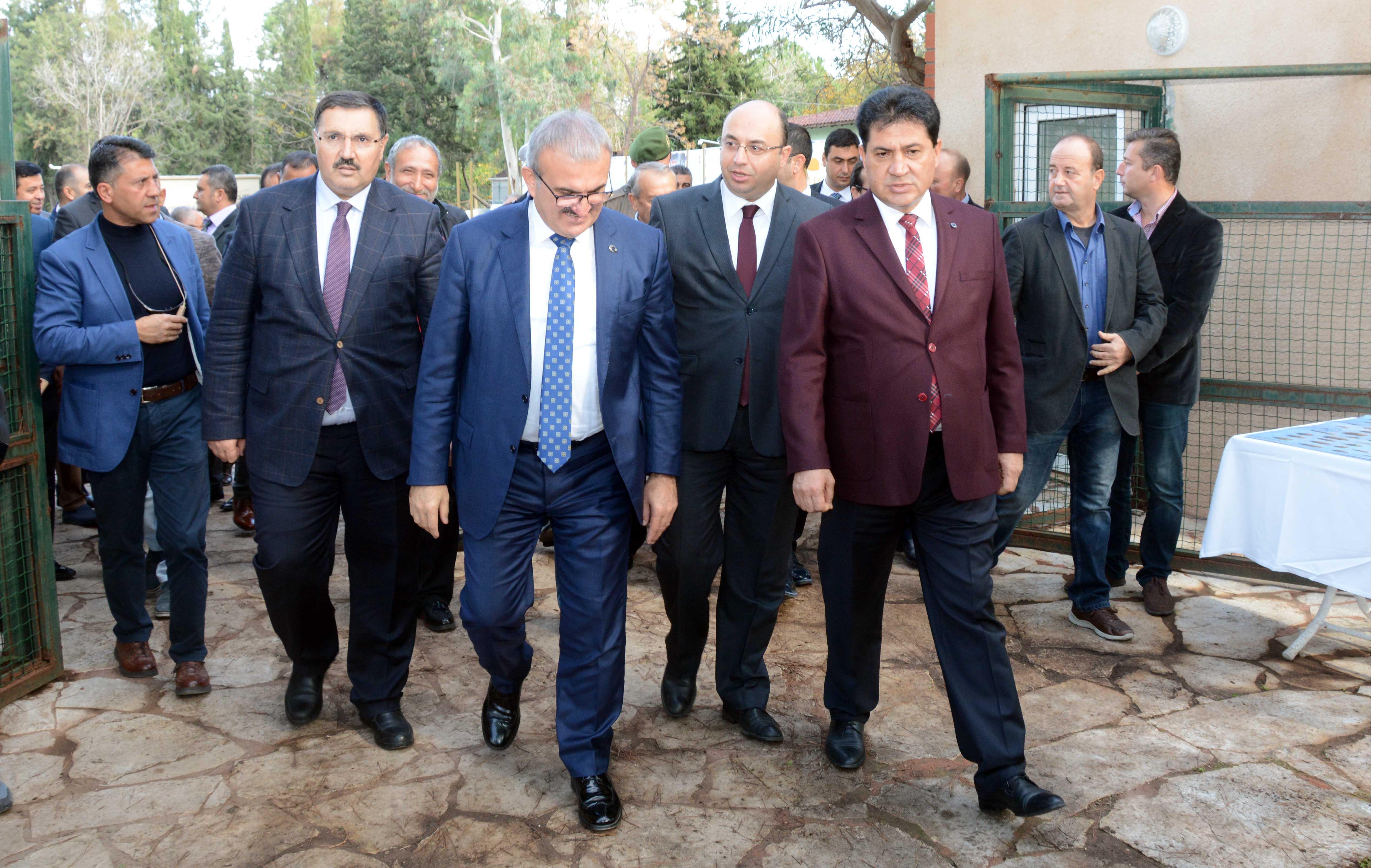 Başkan Gül'den Vali Karaloğlu'na 'Idyros' teşekkürü