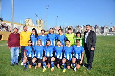 Kemer Belediye Demir'e Gol Yağdırdı 10-0