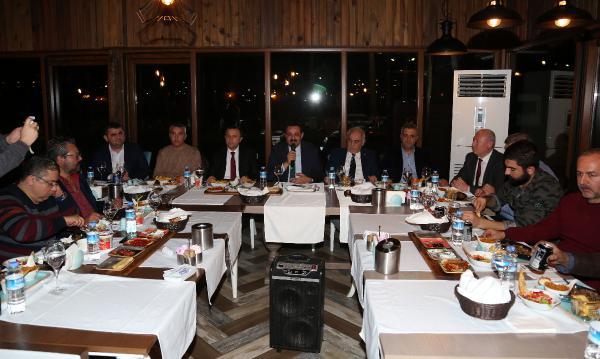 Başkan Sümer, gazetecilerin gününü kutladı