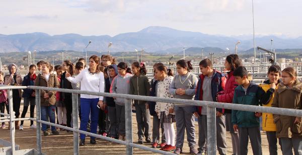 ASAT öğrencilere suyun hikayesini anlatıyor