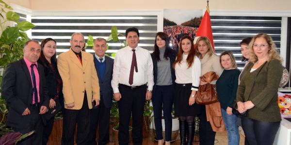 Başkan Gül'e teşekkür