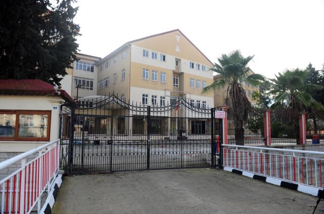 KEMERDE Fetö'nün Okulunda Gizli Oda Ortaya Çıktı