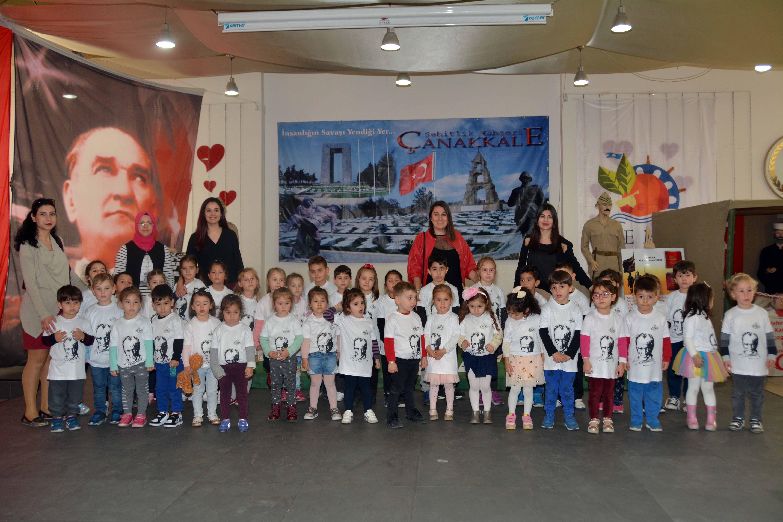 Kemer'de Çanakkale Müzesi açıldı
