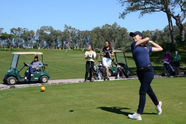 Türkiye Golf Turu 5'inci ayağı başladı