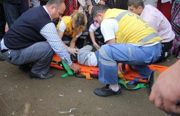 Antalya'da 9'uncu kattan düşen çocuk öldü