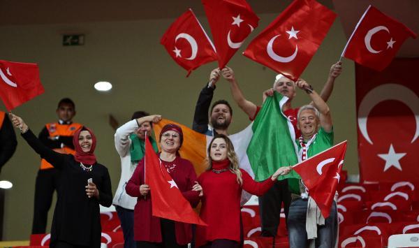 Türkiye – İrlanda Cumhuriyeti maçından notlar