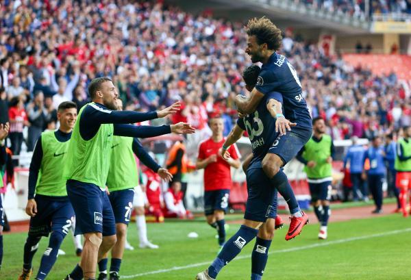 Antalyaspor – Bursaspor: 2-0