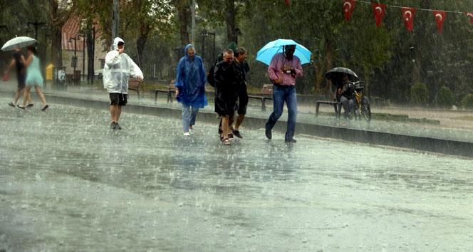Antalya'da metrekareye 149 kilo yağmur