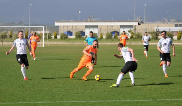 Aytemiz Alanyaspor – FC Tosno: 2-2 (Hazırlık maçı)