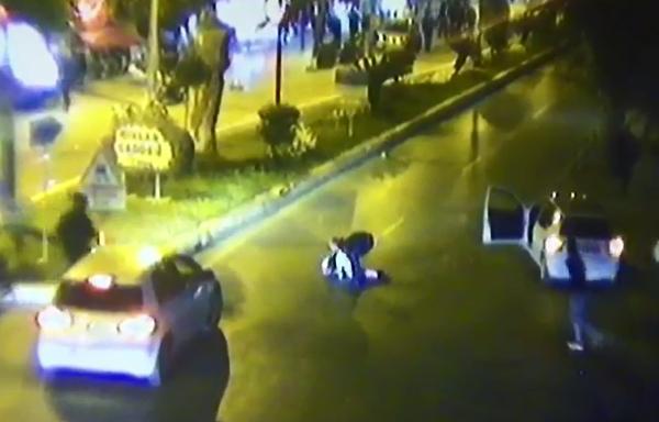 Özgü'nün öldüğü kazanın görüntüleri ortaya çıktı