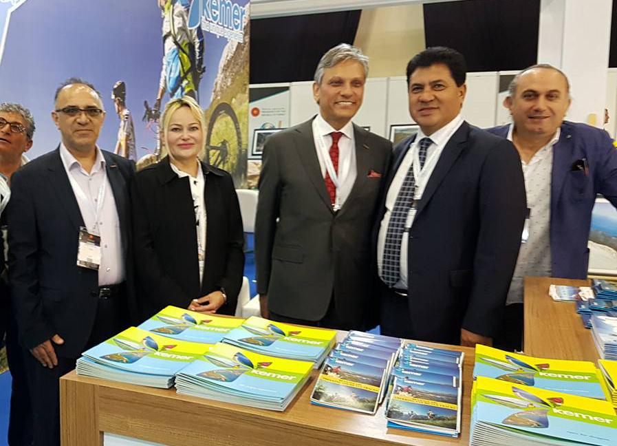 Başkan Gül, Hestourex Fuarı'nın açılışına katıldı