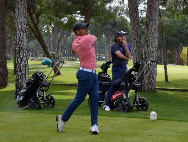 Türkiye Golf Turu 5'inci ayağı sona erdi