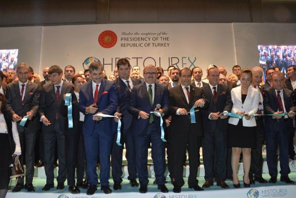 Antalya'da ikinci kez 'Hestourex Fuarı'