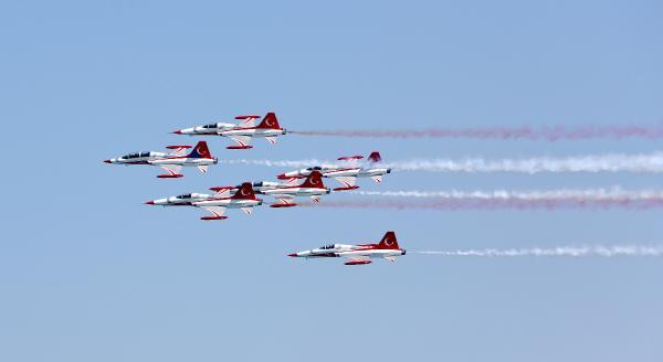 Dünya havacılık sektörünün devleri Antalya'da buluşuyor